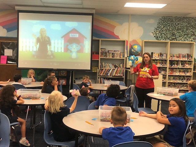 Morningside Students Participate in the Safer Smarter Kids Curriculum