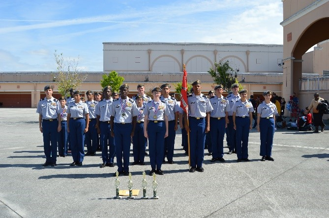 Seminole Ridge Drill Meet 2/8/20