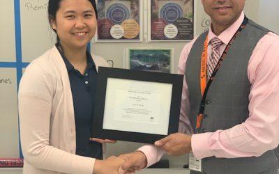 LPA's Senior Callie Zheng Selected as 2020 National Merit Scholarship Finalist