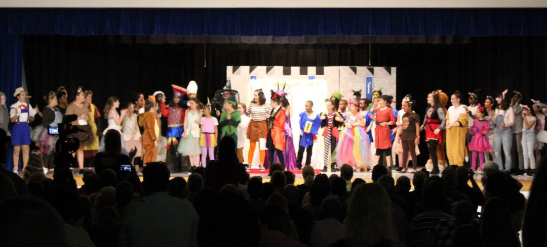 St. Lucie West K-8 Presented Shrek The Musical, Jr.