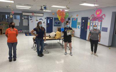 Windmill Point Teacher Wins Texas Roadhouse Teacher of the Year!
