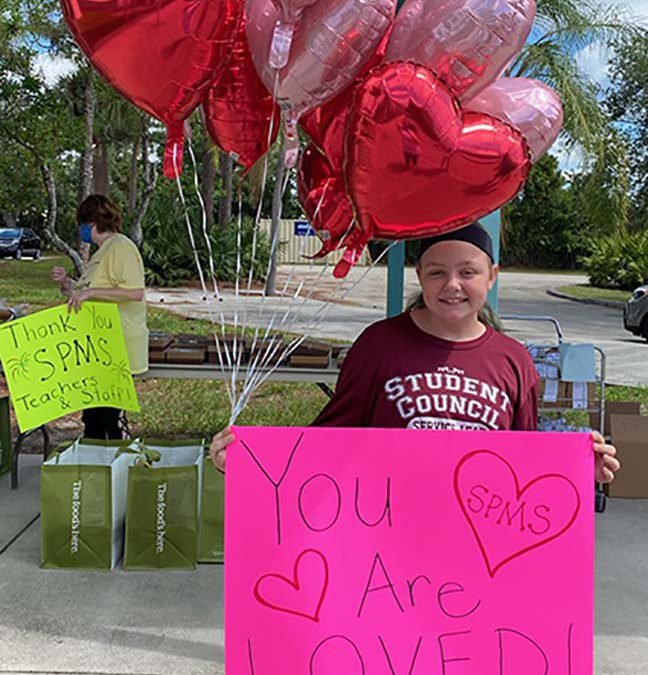 Southport Celebrates Teacher Appreciation Week