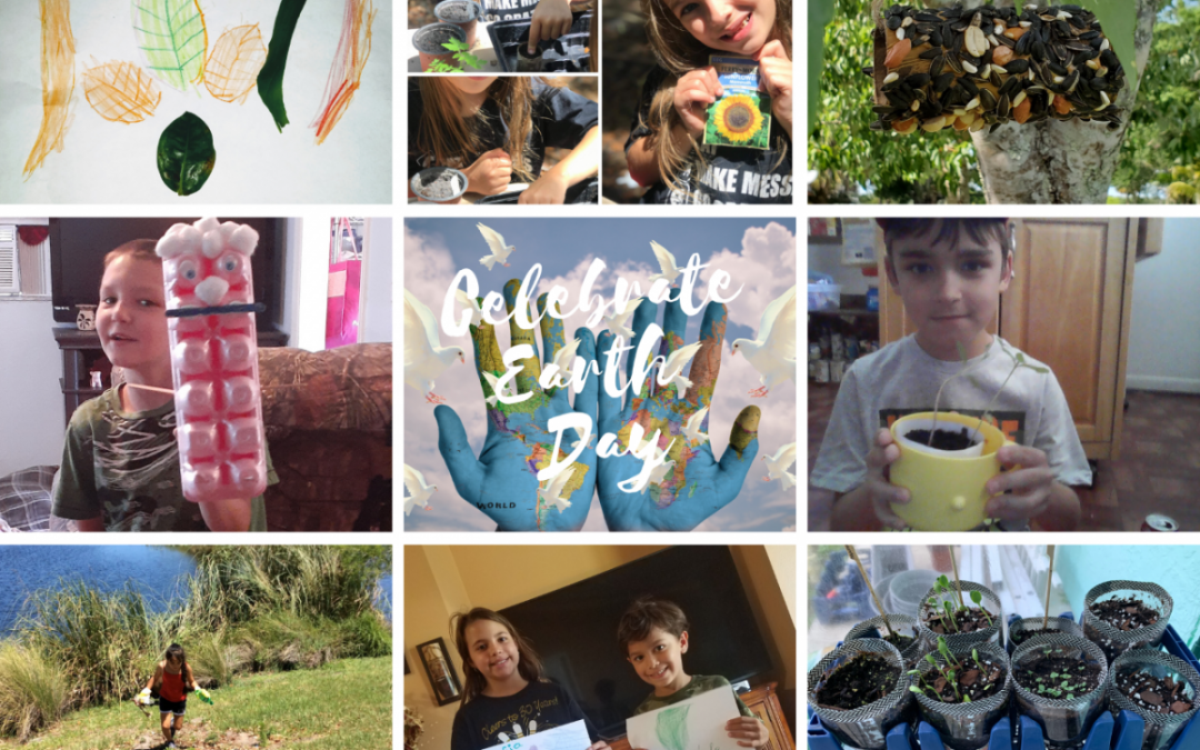 Weatherbee Mariners Celebrate Earth Day 2020
