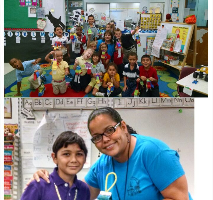 Savanna Ridge Elementary Celebrates Hispanic Heritage Month!