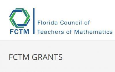 Math Curriculum Specialist Awarded FCTM Grant!