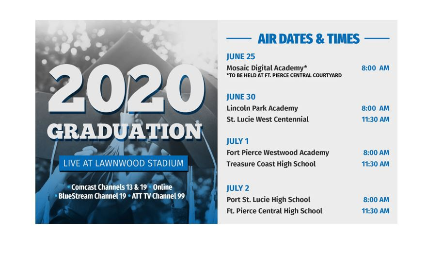 2020 Graduation Information